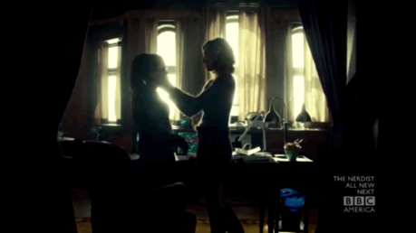 toi know I feel sometimes l'amour is beyond anything and everything... Cosima and Delphine's l'amour perfec