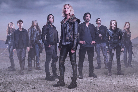 Fellow The 100 fans. This Форум is open for everyone who wants to contribute with banner and Иконка s