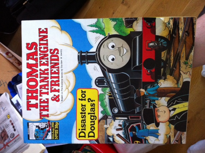 Hi there :) I have a number of old Thomas the Tank Engine magazines for sale. Most are in good