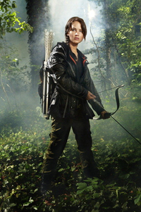 Does anyone recognize what Katniss is wearing in some of the scenes? I uploaded a تصویر for example.