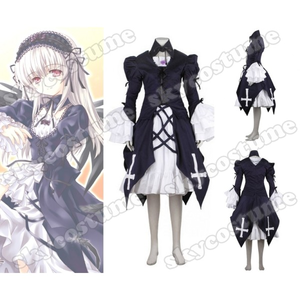 Rozen Maiden Custom Made Cosplay Costumes for Sale at Skycostume. Free Shipping Worldwide. http://w