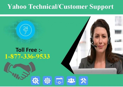 Our Yahoo customer care support toll-free number +1-877-336-9533 will be available and accessible for