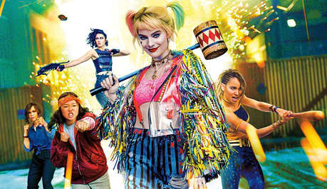 Harley Quinn's movie The Birds of Prey and The Fantabulous Emancipation of One Harley is set to be on