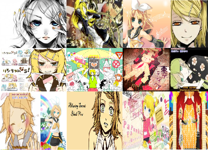 I HAD TO RETYPE THIS WHOLE THING. >:( Anyways.... Make a Vocaloid story using a Vocaloid's songs. 1