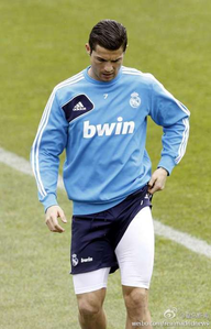 Cristiano Ronaldo Discomfort is this vain Place ...