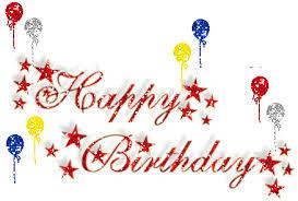 Wish a very very happy birthday Cris. Amore u