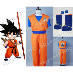 Buy Dragon Ball Son Goku Cosplay Costumes at Skycostume.