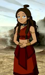 Here آپ can post hot pics of Korra and Katara!
