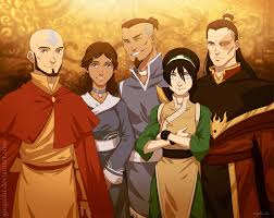 We made it up to The cari and any stray fact we picked up from Korra. What do anda think happened ar