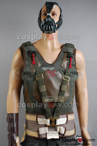 Hi, guys. I found this cool Bane Vest. I looks great but a little expensive. What's your thoughts on