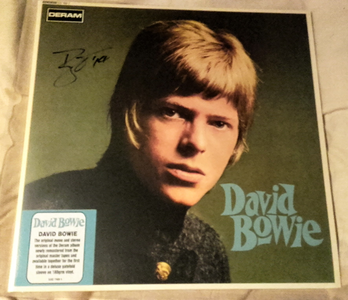 Bowie's passing has floored me. I'm therefore selling one of my most prized Bowie possessions to rai