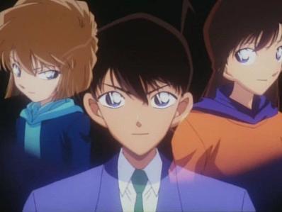 They all upendo Kudou Shinichi,but who do wewe want to MARRY Shinichi?