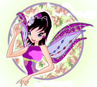 Here is mine: Name: 제비꽃, 바이올렛 Status: Fairy Planet: crystal magix Power: Mind controlling H