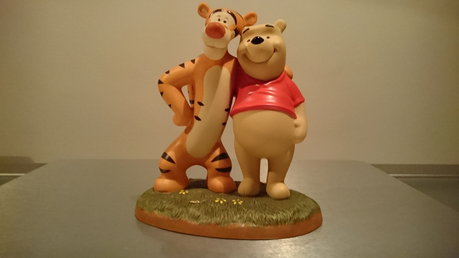 For sail: 16 figures of Winnie the Pooh with friends. Email me for total list.