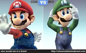 Mario always is the best but I like Luigi and a lot of other people do to but he be like Mario of may