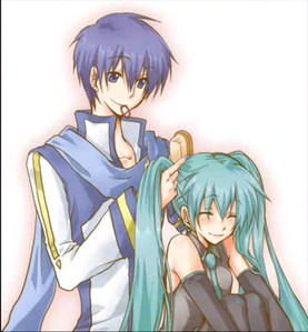 I have this club MikuXKaito and I am the only one in it so शामिल होइए if u want too ok thanks and sorry M