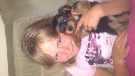 this is me and my dog ben