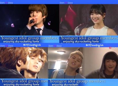 Arriang 5 مقبول Maknaes: • Kyuhyun • Taemin • Suzy • Dongjun • Hyungsik (Taemin-Highe