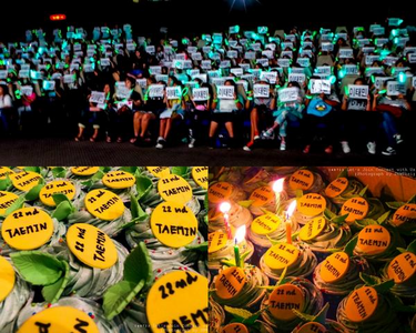 Project Taemin's دن from Thai Shawol (on 140713 Let's Join) cr: SHINee Thailand
