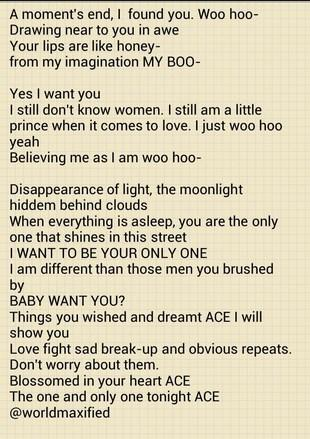 "[ENG TRANS] #Taemin ""Ace of Ace"" cr. worldmaxified"