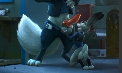 Does this make wewe uncomfortable? - Nick Wilde 2016