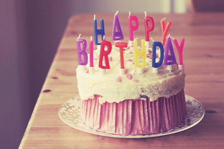 [i]ღ Anyone's birthday is the most important 日 for them in a year. It's a very special day. Not j
