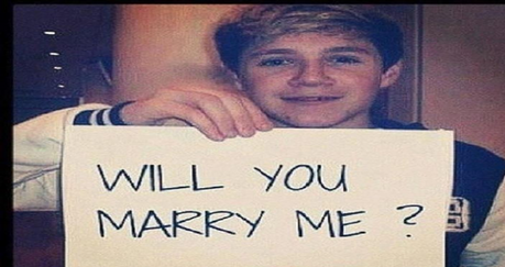Niall James Horan is going to be my future husband