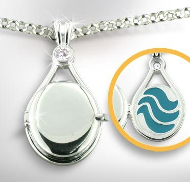 The wait is over finally anda can get Emma's locket from h2o just add water. check it out :) ask me