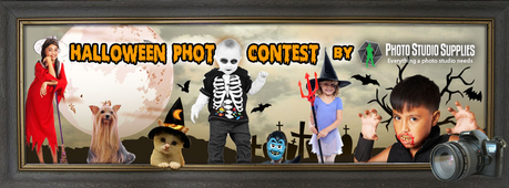Celebrate this Halloween with PhotoStudioSupplies. Participate in our 'Halloween تصویر Contest' to be