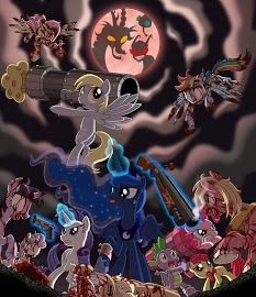My Little Roleplay The Trotting Dead My Little Pony Friendship Is