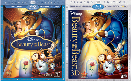 Here I will post Comparison Screencaptures from 2 different versions of Beauty and the Beast. The вверх