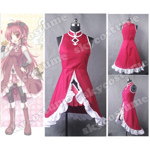 Buy custom made Puella Magi Madoka Magica Cosplay Costume at Skycostume. Free shipping worldwide! h