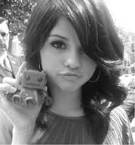 ROUND 1:OPEN-Due May 3rd! Selena Gomez in Black & White! ROUND 2:Coming Soon Picture of Her In One