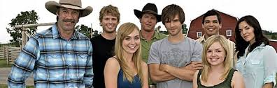 Tell me all about your favorit charecter in Heartland! Are they a boy atau girl? From the tv seris