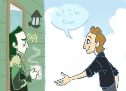 Loki Fan Comics Fan Fiction Comics