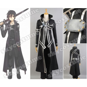 High quality Asuna Yuuki and Kazuto Kirigaya cosplay costumes custom made in your own measurements.