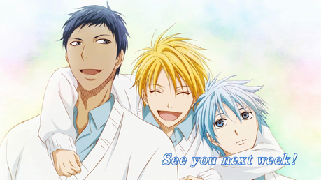 This game was also in my club. I decided to post it here as well giving it a Kuroko no Basuke theme~