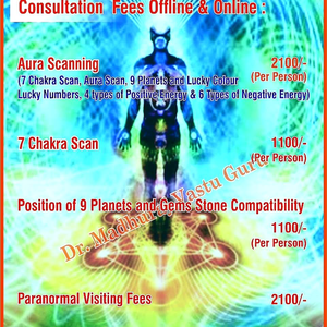 Dr.Madhuraj is Best Vastu Expert in India,Best Aura and Paranormal Expert in india ,Varanasi Doctor o