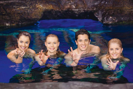 Mako Mermaids hasn't even aired its first series and now its been announced that, Series 2 to will go