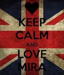 hallo my name is Zia! So just basically state why u love Mira and y we will love her forever!;)