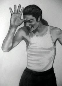 Post a photograph of お気に入り ファン art of Michael Jackson