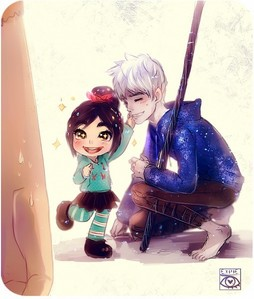 Ask me anything, and I'll answer. C: (( Did I ever tall 你 I've visited Vanellope Von Scweetz