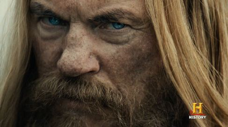 Look for Vladimir to be an awesome presence in Vikings! In fact, he's likely to command the screen wh
