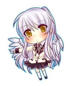 angel beats chibi - photo #8