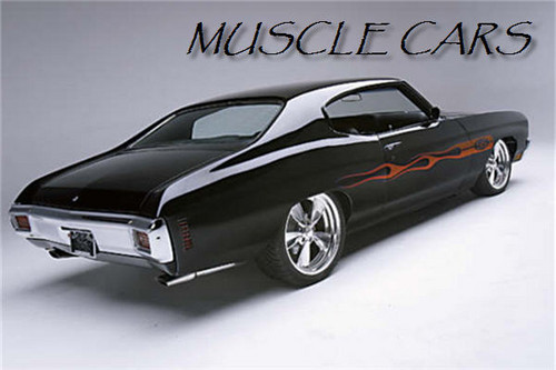 """American Muscle Car"""