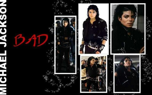 ❤MICHAELJACKSON❤ ☆ BAD Era ☆ wallpaper