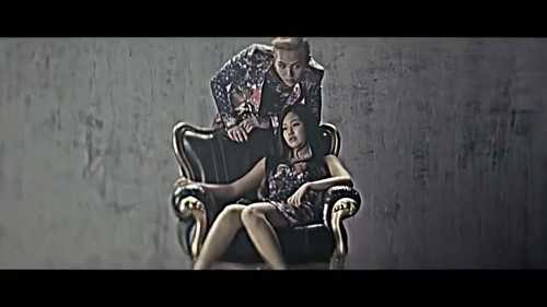 """That XX"" sa pamamagitan ng G-Dragon music video screencap"