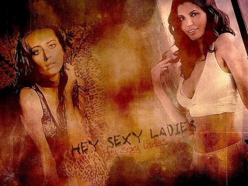 Amy & Charisma