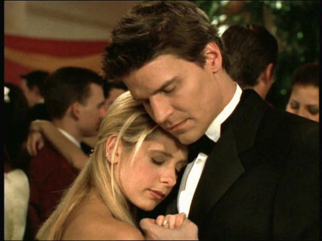 buffy and angel relationship analysis