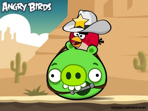 Angry Coboy!